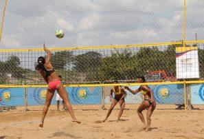Voleibol playa define las 24 duplas clasificadas a Centroamericanos