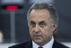 Mutko renuncia a presidencia del fútbol ruso