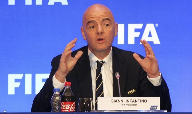 FIFA otorga más poderes a futbolistas en nuevo contrato