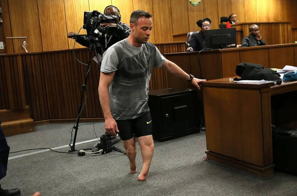 Incrementan sentencia de Pistorius a 13 años y cinco meses