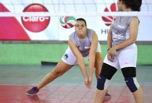 Continúa este sábado la Copa Intercolegial Claro de Voleibol Femenino 2017