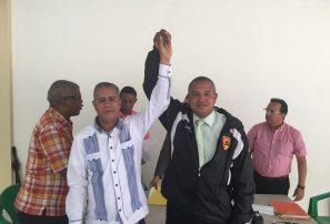 Reeligen a Américo Cabrera, presidente de ACDS