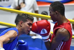 Cuatro púgiles disputarán medallas de oro este viernes en Bolivarianos
