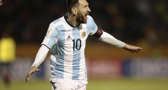 Argentina, Colombia y Uruguay clasifican al Mundial, Perú a la repesca ante Nueva Zelanda