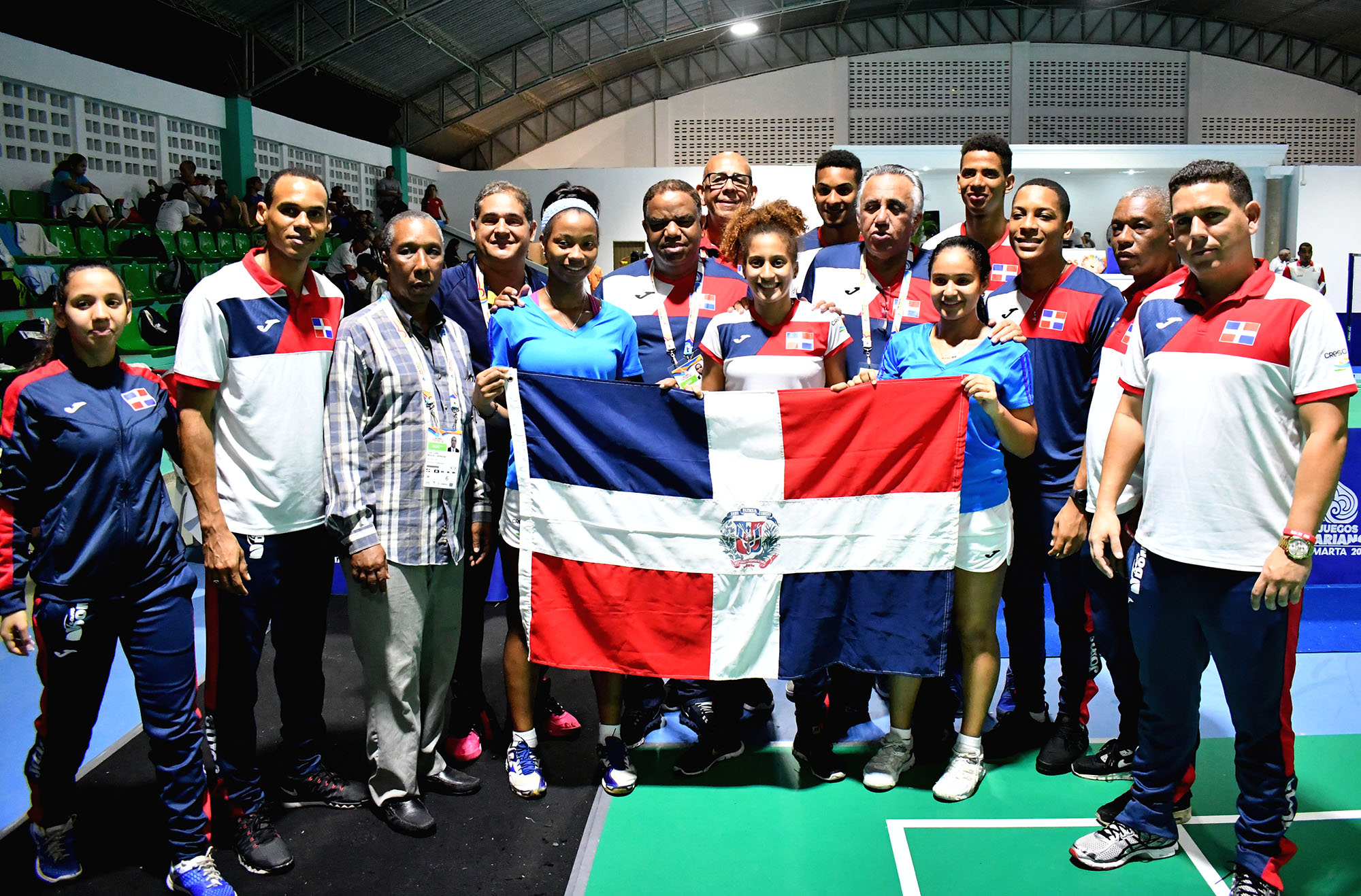 Bádminton, una medalla de plata y tres de bronce en Bolivarianos