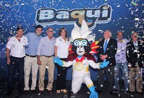 Delegación de Juegos Centroamericanos en Asociación de Comités Olímpicos del Caribe