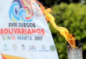 Santa Marta, lista para recibir los Juegos Bolivarianos
