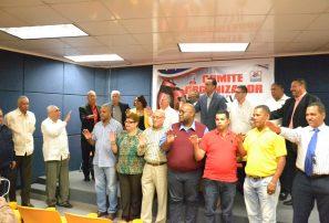 Juramentan Comité Organizador Copa boxeo Internacional Independencia