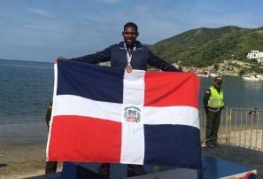 Alexander Concepción aporta otra medalla en Canotaje Juegos Bolivarianos