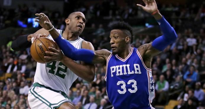 Horford encesta 21 en victoria de los Celtics