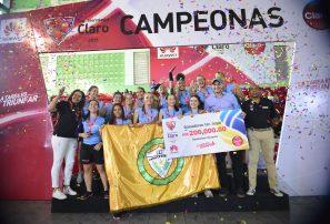 Luis Muñoz Rivera campeón de la Copa Intercolegial