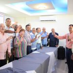 Juramentan comité coordinador Zona Norte XIV Juegos Nacionales