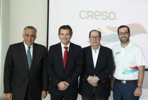 Presidente de la Odepa muestra interés en programa Creso