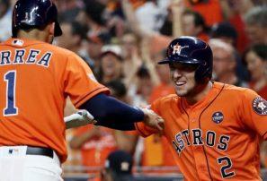 Astros se lucen al ganar duelo de pitcheo a los Yanquis