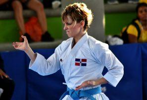 Dimitrova retiene título kata en karate Juegos Bolivarianos