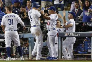 Dodgers iguala la serie ante Astros y obligan a un juego decisivo