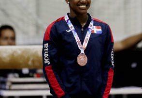 Yamilet, bronce all around y avanza a tres finales gimnasia