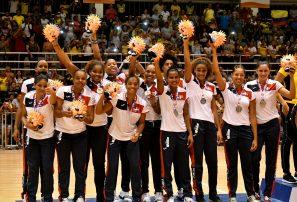 Selección basket femenina RD se queda con plata en Bolivarianos