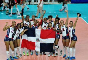Voleibol RD sigue invicta vence 3-1 a Perú en Bolivarianos