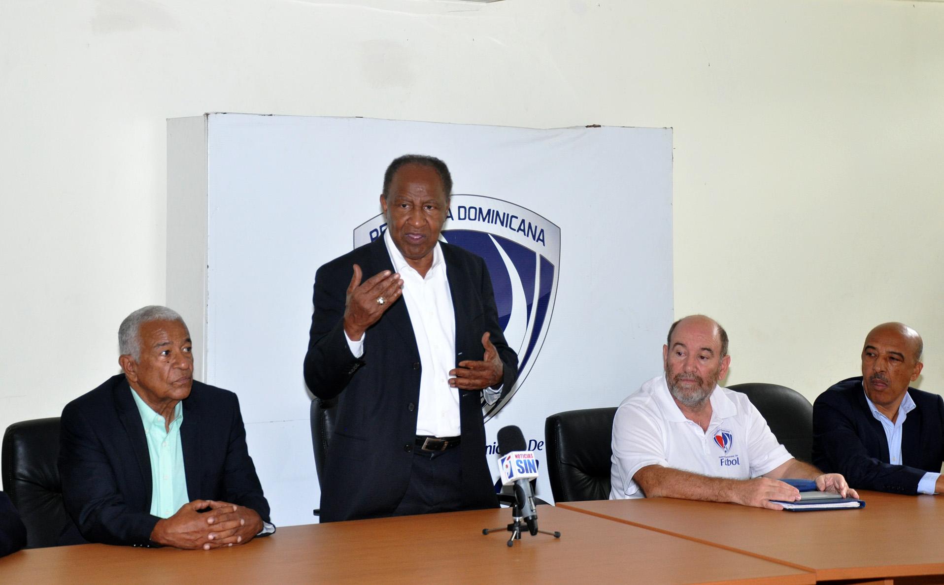 Selección fútbol va a Cuba a jugar un partido de Copa Máximo Gómez