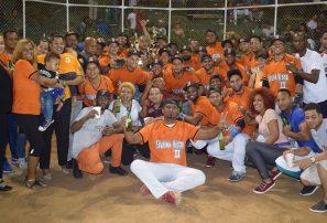 Buena Vista II se corona por cuarta vez en softbol superior