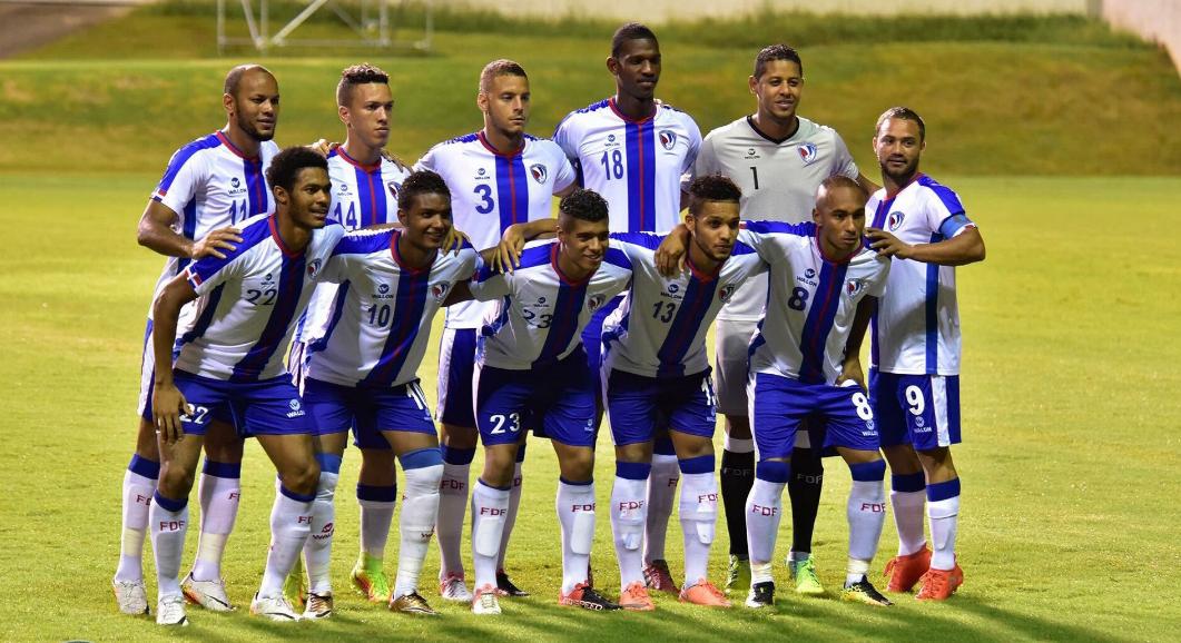 Edipo anotó el gol de la victoria para RD ante Nicaragua