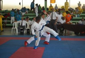 Zona Metropolitana, campeona karate Juegos Escolares