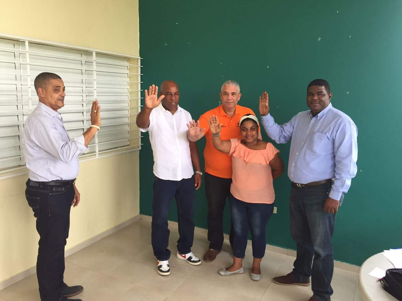Reeligen Primitivo Cadete, presidente Asociación Boxeo Monte Plata