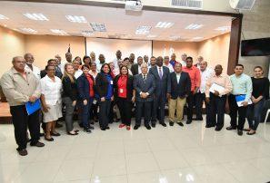 COD cierra taller impartió Cámara de Cuentas a las federaciones