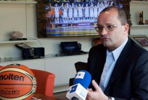 """Baumann dice que """"riesgo de ver un Mundial y JJOO sin España es grande"""""""