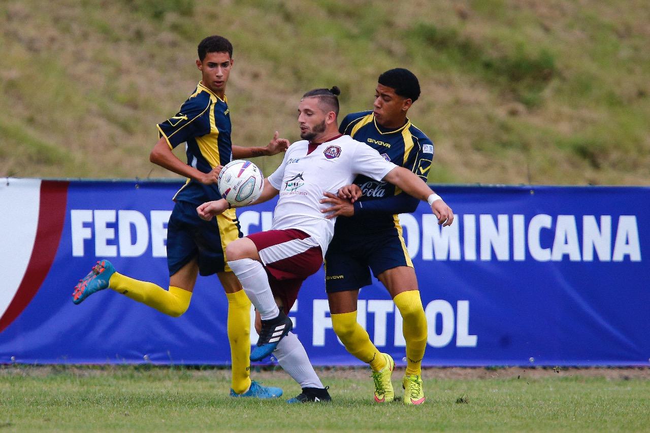 Inter RD supera a la Unev Sport en Serie B de la LDF