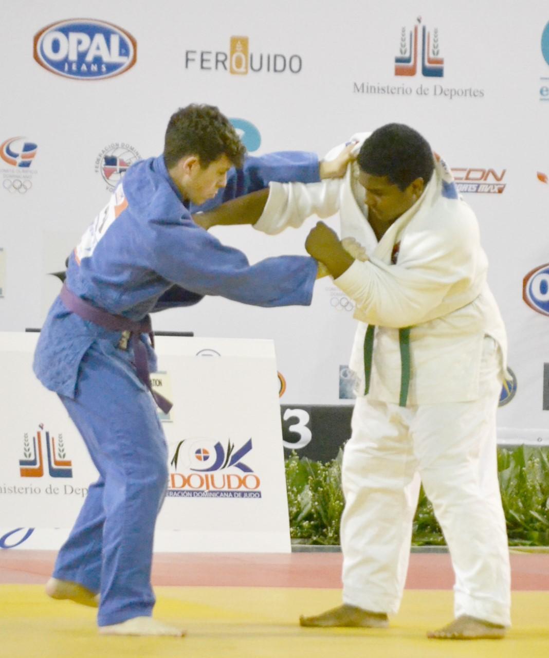 Infantiles judo Marte y Simón van a Panamericano Perú