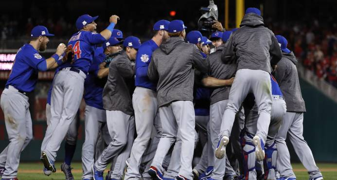 Cubs avanzan a Serie de Campeonato LN; vencen a los Nacionales