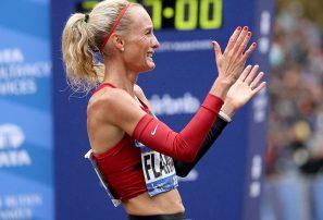 Al fin, una atleta de EEUU gana el Maratón de NY