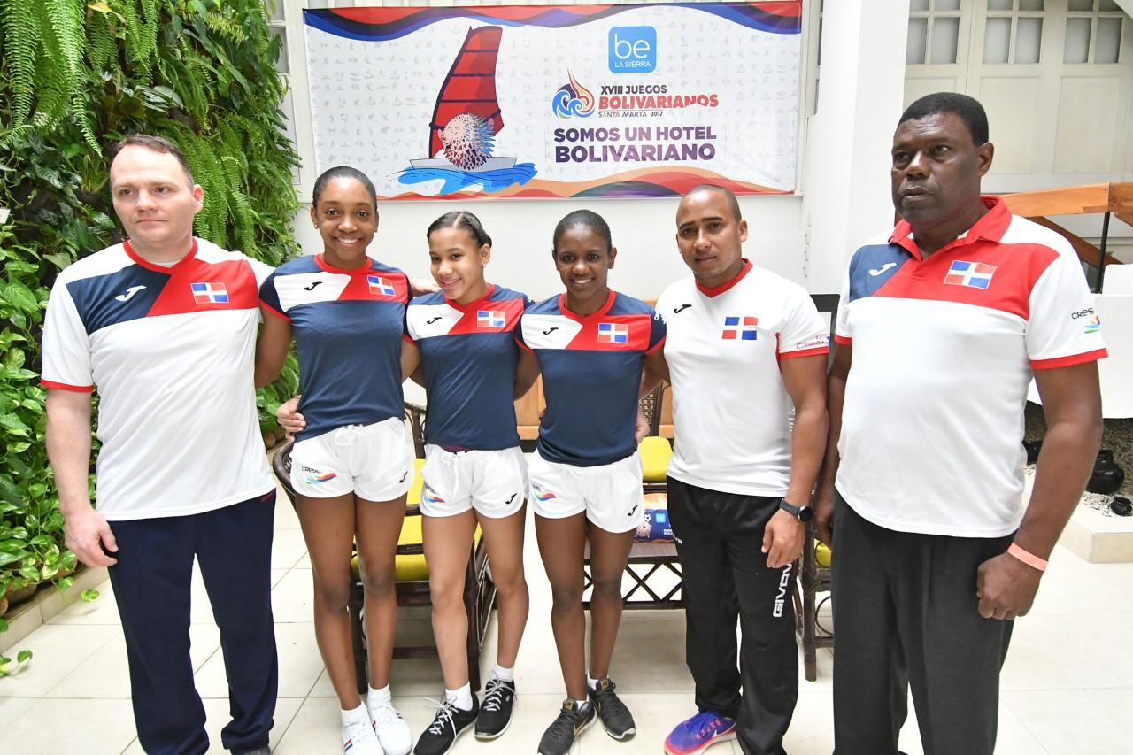 Los Juegos Bolivarianos de Santa Marta, el gran inicio del ciclo olímpico