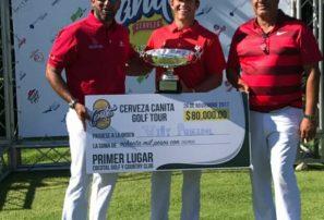 Willy Pumarol gana tercera parada del Canita Tour
