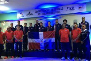 RD en el Grupo A del Mundial de voleibol masculino