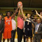 SPM inaugura la versión XXII del torneo interbarrial de baloncesto