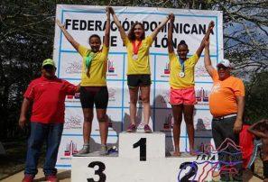 Santos y Alvarez ganan en máxima categoría en Duatlón