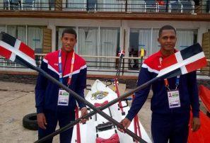 Jancarlos Tineo Joaquín, abanderado RD en Juegos Bolivarianos