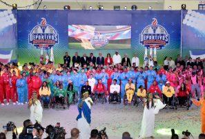 Vistosidad y alegría en apertura oficial Juegos Deportivos Escolares