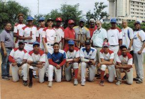 Liga CDEEE campeón torneo béisbol juvenil del Distrito Nacional