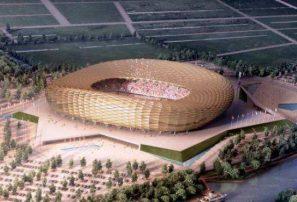 Estadio de Kaliningrado será inaugurado el 22 de marzo