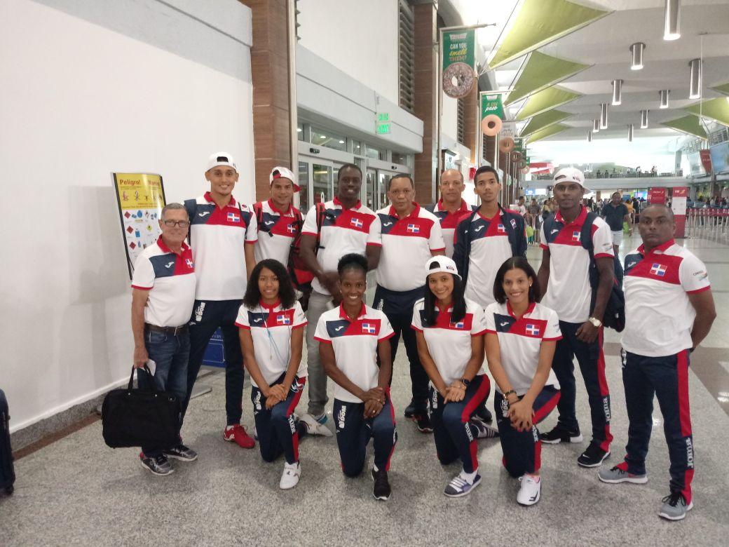 Karate, takekwondo y atletismo saltan al escenario Bolivarianos