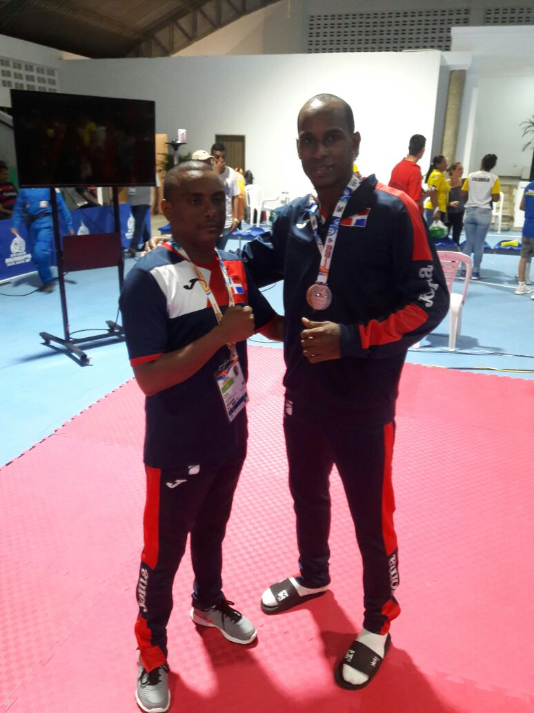 Wilkin Heredia, bronce en taekwondo de los Bolivarianos