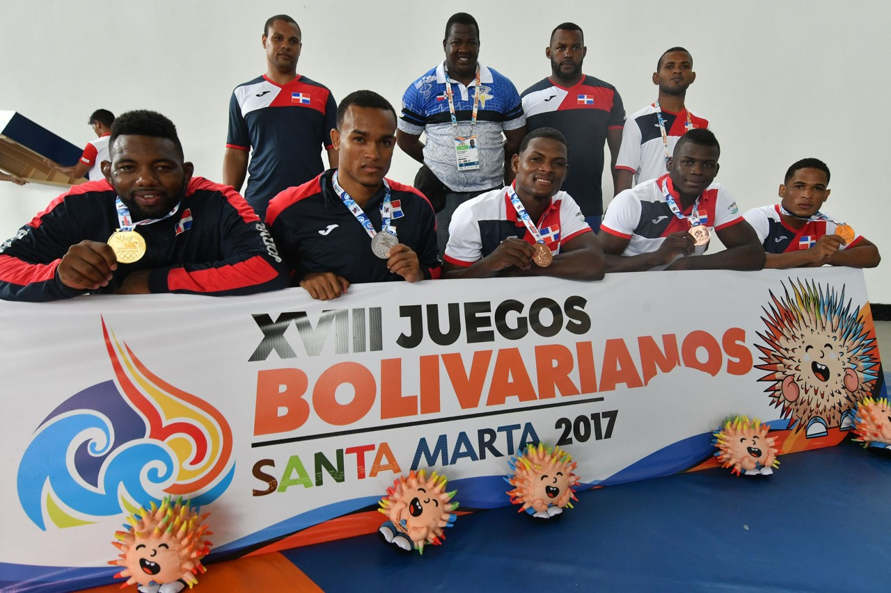 RD logra seis medallas en segunda jornada Juegos Bolivarianos;  voleibol triunfa