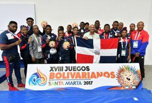 Lucha estilo libre obtiene un oro, tres platas y dos bronces en Bolivarianos
