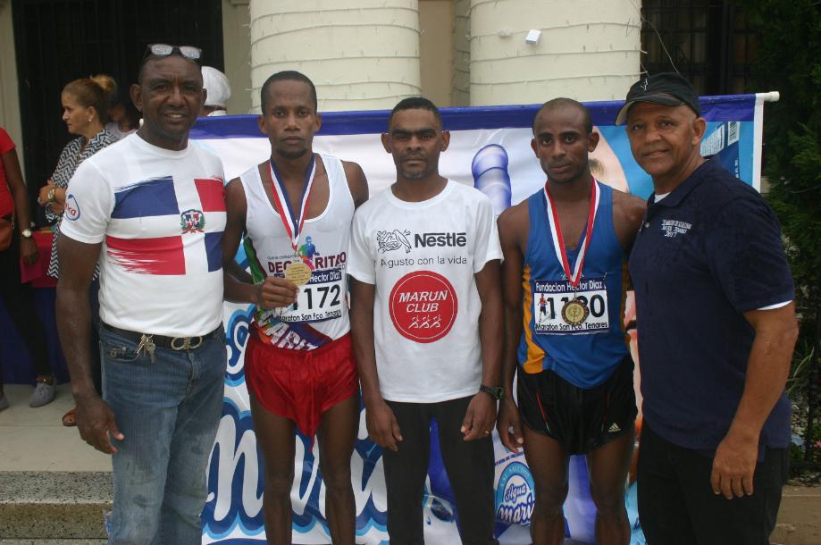 Sánchez y Gutiérrez ganan el maratón SFM-Tenares-SFM