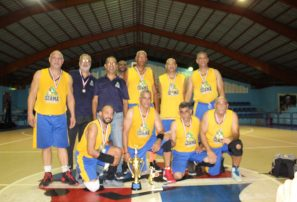 Ozama se corona en torneo nacional Ligas Añejas