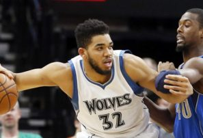 Karl-Anthony Towns lideró triunfo Timberwolves